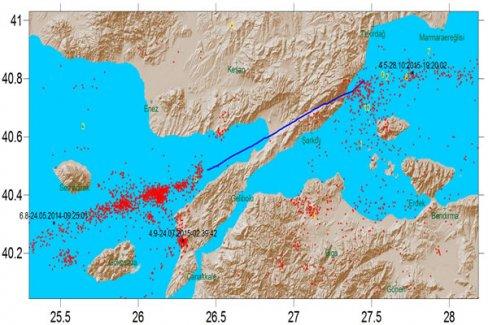 Ahmet ERCAN: Öncü Deprem Olması Beni Şaşırtır