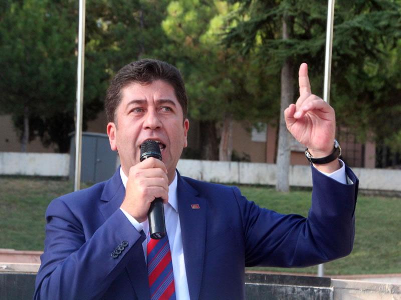 CHP'li Tüzünden Çarpıcı Açıklama
