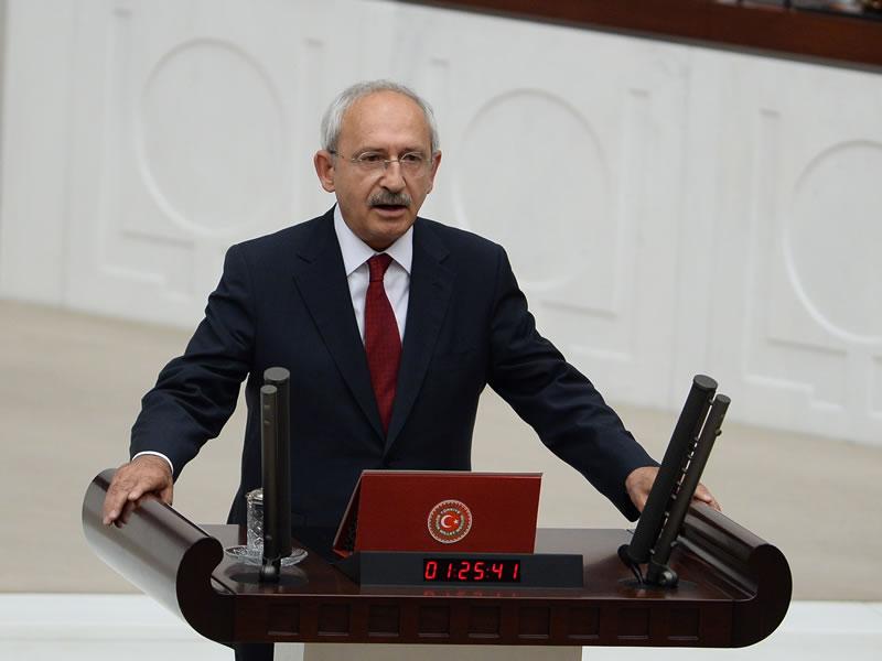 Kemal Kılıçdaroğlu Yemin Etti