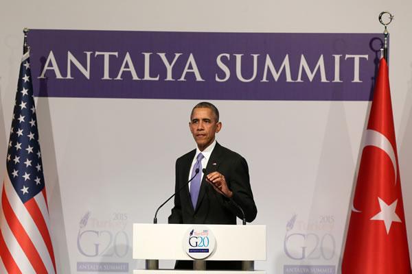 Obama'dan IŞİD'le Mücadele Çağrısı