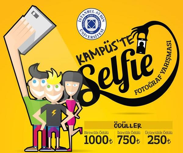 Ödüllü Selfie Yarışması