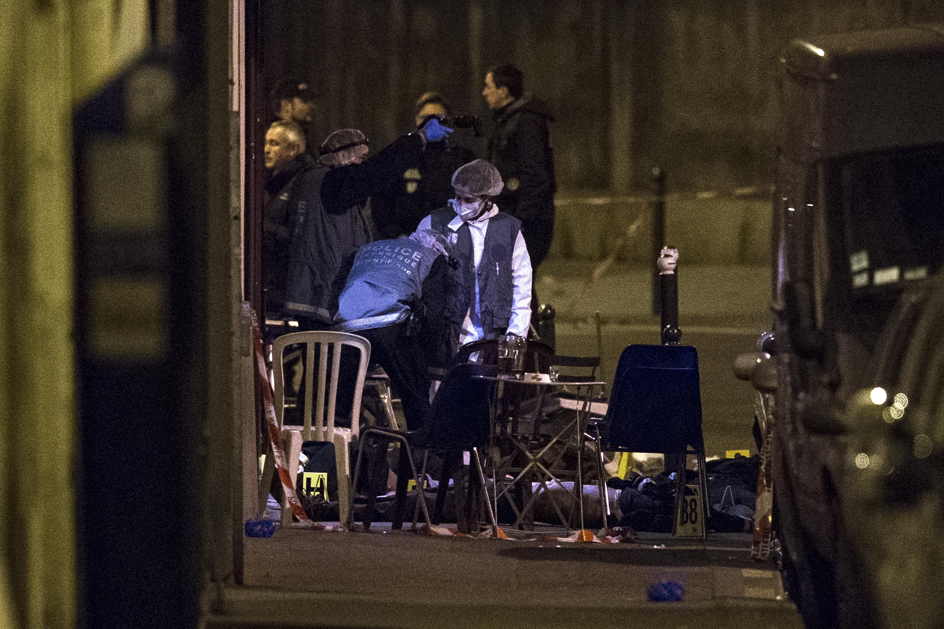 Paris Saldırganı ABDESLAM'ın Yakalandı İddiası