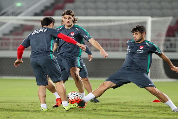 Yunanistan Maça Hazır