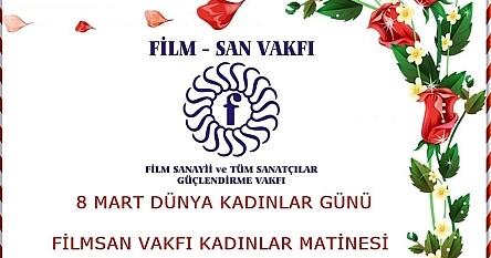 Film-San'dan Kadnlar Matinesi