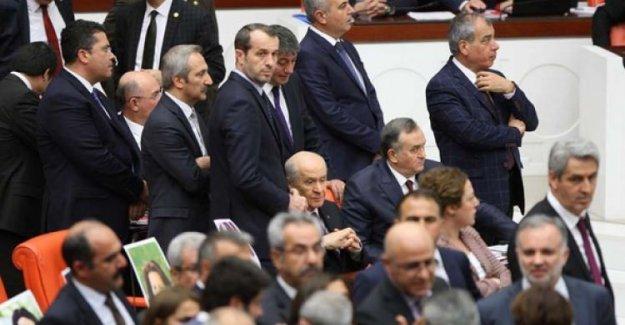 Meclis Genel Kurulunda Bütçe Görüşmesi