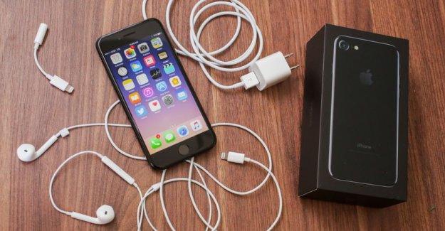 İphone 7'ye Kulaklık Girişi Eklemek İmkansız Değil