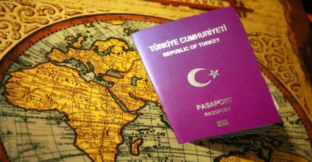 Türkiye'den Vizesiz Gideceğin Ülkeyi Sen Seç