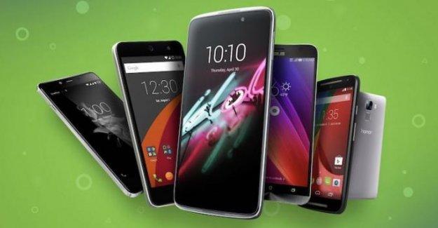 2017'nin Merak Edilen En İddialı Akıllı Telefon Modelleri