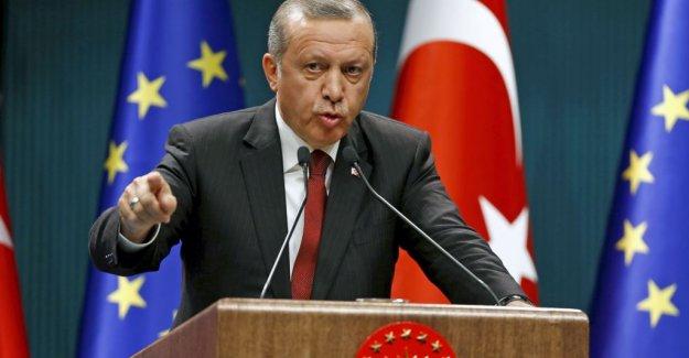 Erdoğan'dan AB'ye: Ya Herro Ya Merro!