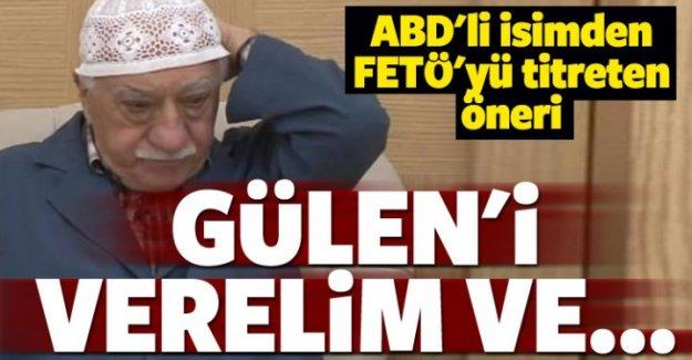 Fetö'yü Türkiye'ye İade Edelim Yaptıklarının Bedelini Ödesin!