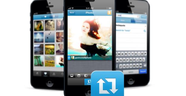 Instagram'ın ''Retweet'' Deneyimi: ''Repost''