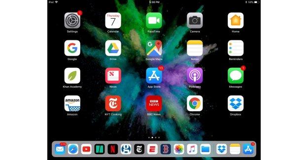 İOS 11'in iPad'e Getirdiği Yenilikler