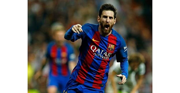 Messi'den 100'lük Gol!