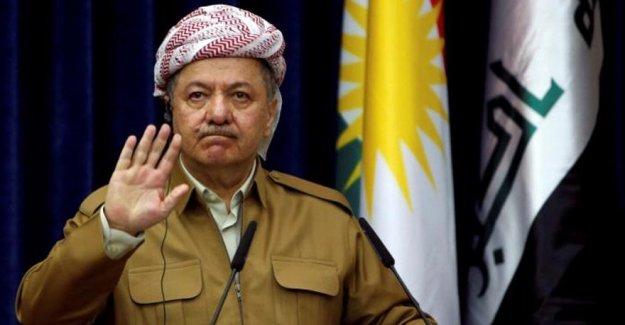 Mesud Barzani İstifa Etti: '' Başkanlık Görevime Devam Etmek İstemiyorum''