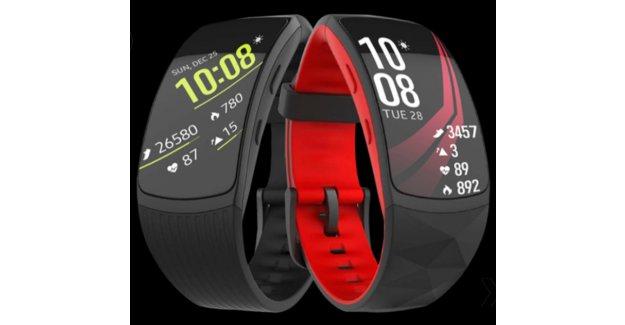 Samsung Gear Fit 2 Pro Türkiye'de Satışa Sunuluyor