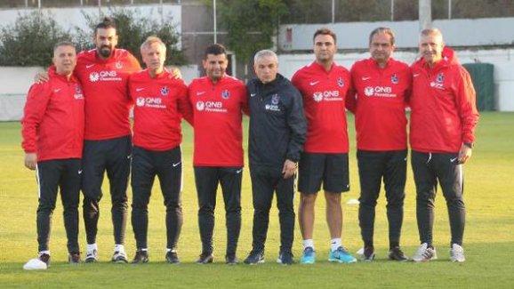 Trabzonspor'un Yeni Teknik Adamı Rıza Çalımbay