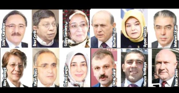 Erdoğan'a 36 Başdanışman, '' Danışmanların maaşı 6 Bin 400 TL''