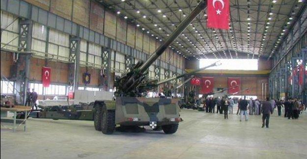 Askeri Fabrikalar ASFAT Bünyesinde Toplanacak
