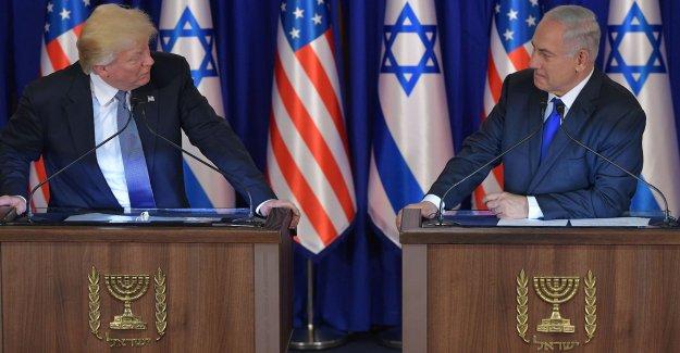 BM'den Trump'a Kudüs İçin Tarihi '' Red '' Çizgi !