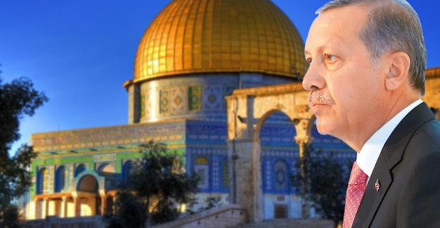 Cumhurbaşkanı Erdoğan: '' Doğu Kudüs'te Büyükelçilik Açacağız ''