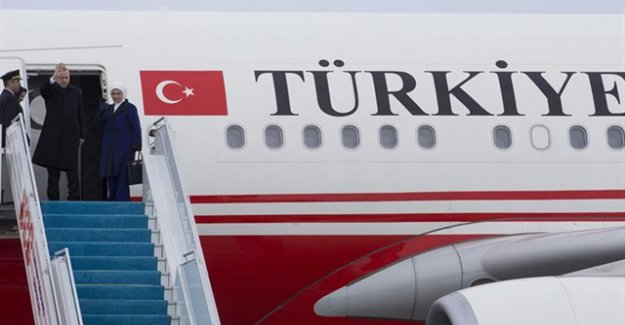 Cumhurbaşkanı Erdoğan'ın Afrika Turu Başladı: İlk Durak Sudan