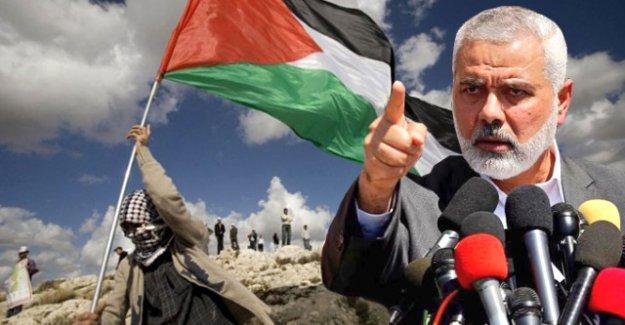 Hamas Lideri Heniyye ABD Başkanı'na Aptal Trump Dedi!