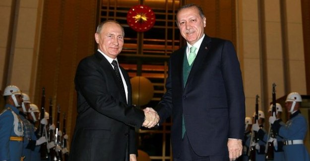 Putin'in Ankara Ziyareti: ABD'nin Kudüs Kararı Bölgedeki Barışı Zora Soktu!