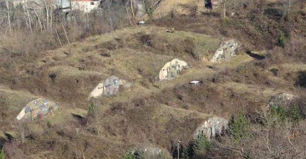 Trabzon Maçka'da NATO Üssü İlk Kez Görüntülendi!
