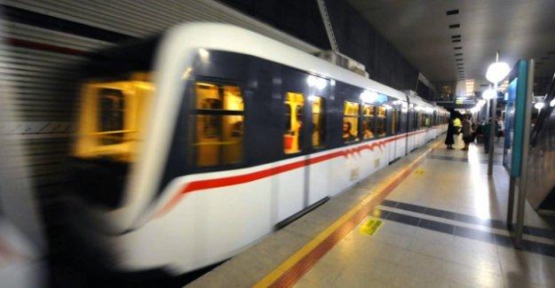 Türkiye'nin İlk Sürücüsüz Metrosu Açıldı