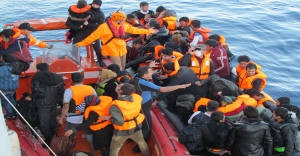 Mehmetçiğin Önlemi 'Sığınmacı' Ölümlerini Durdurdu