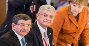 AB - Türkiye Zirvesi Başladı