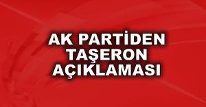 Ak Parti Ekonomi İşleri Başkanlığı'ndan Taşeron Açıklaması
