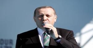 Cumhurbaşkanı Erdoğan, Anayasa Başkanını Eleştirdi