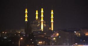 Selimiye Camii'nde ''İklim Değişikliği'' Eylemi
