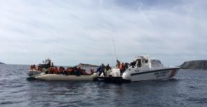 Suriyeli 156 Sığınmacı Yakalandı