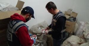 Diyarbakır'da Kaçak Tütün Operasyonu