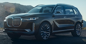 BMW'nin Yeni Atı: BMW X7 iPerformance