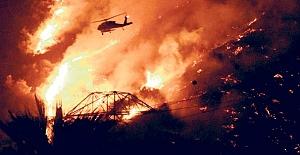 Kaliforniya'daki Orman Yangınları: 29 Ölü