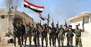 DEAŞ Suriye Ve Irak'tan Tamamen Silindi, 3 Yıllık Savaş Sona Erdi
