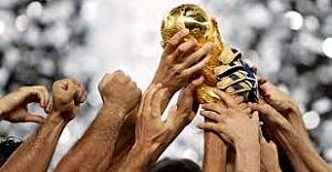 FIFA 2018 Dünya Kupası'na...