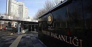 ABD'nin Veto Kararına Türkiye'den Tepki